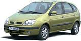 Авточехлы Renault Scenic I 2000-2002 Nika, фото 7