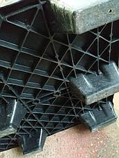 Полимерный поддон на ножках 1200х800х130 мм б/у, фото 3