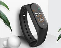 Фитнес-браслет M4 Smart Band с беспроводной связью и сенсорным экраном удобный и стильный аксессуар