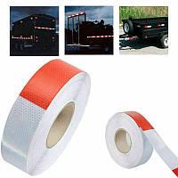 2 Автомобильный Трейлер Светоотражающий Предупреждающая Лента Безопасности Fim Авто Наклейки Roll Roll 164ft-1TopShop
