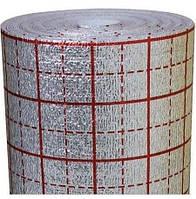 Полотно ППЭ с разметкой для теплого пола TEPLOIZOL 3 мм