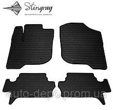 Автомобільні килимки для Mitsubishi Pajero Sport II 2008-2015 Stingray