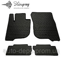 Автомобільні килимки для Mitsubishi Pajero Sport III 2015 - Stingray