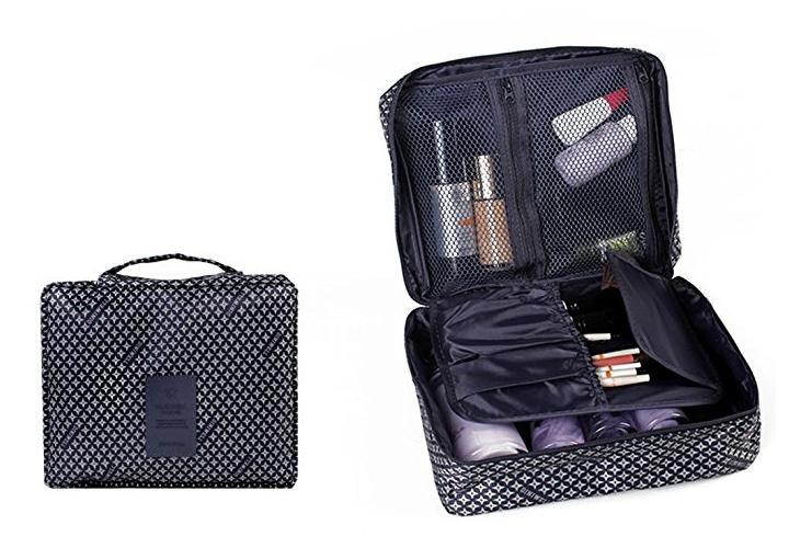 Дорожная сумка для косметики Travel, косметичка для путешествий