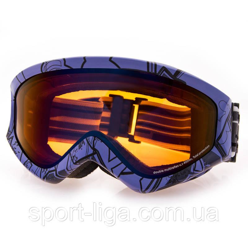 Очки лыжные NICE FACE