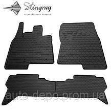 Автомобільні килимки для Mitsubishi Pajero Wagon IV (V80) 2006 - Stingray