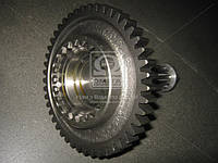 Вал вторичный КПП МТЗ с гайкой <ДК> 50-1701256