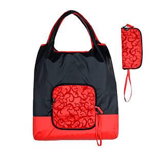 Сумка шоппер MaxiAnni 40x60 см Red