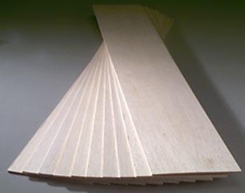Бальза пластина 2 мм