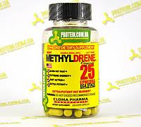 Жиросжигатель USA ORIGINAL!!! Cloma Pharma Methyldrene ECA Stack 100 капс