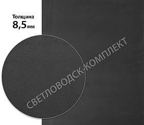 ЭВА микропора в листах, гладкая (без рисунка), толщ. 8,5 мм, 70 Shore С, цв. черный