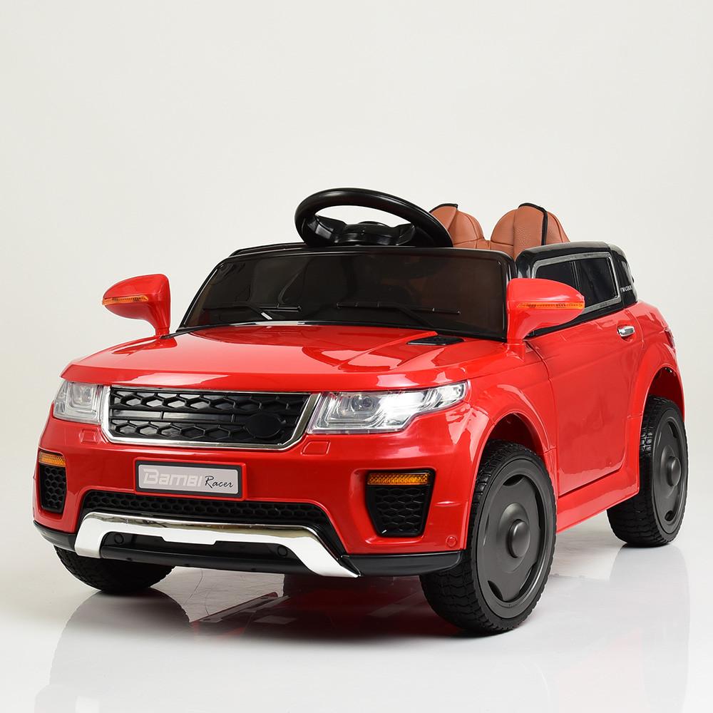 Электромобиль Машина M 5396EBLR-3 красный BAMBI
