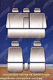 Автомобільні чохли Audi A6 (С5) 1997-2004 Nika, фото 2