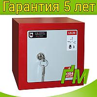 Сейф мебельный LS.20.K RED, фото 1
