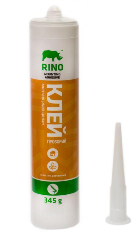 Универсальный акриловый монтажный клей Rino RG-A345