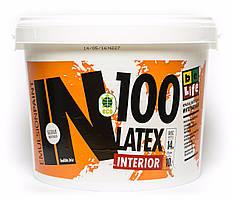 Латексная матовая краска Latex Interior IN100, 10л