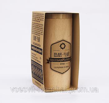 Іван-чай Поліський Бурштин. Иван-чай с янтарем 80 г. Янтарный чай с хвоей и кипреем.