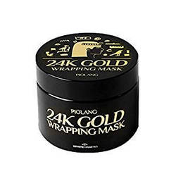 Esthetic House Маска-Пленка с Золотом Piolang 24K Gold Wrapping Mask 80ml