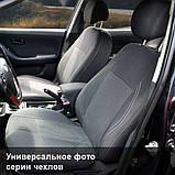 Автомобильные чехлы на Ford Galaxy 1995-2006 (5 мест) Nika, фото 2