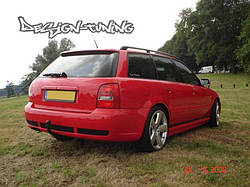 Спойлер Audi A4 Avant B5