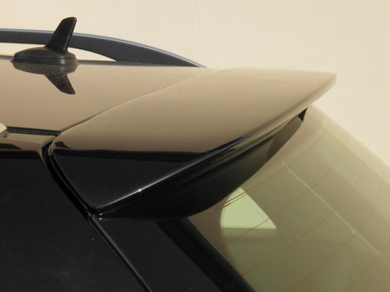 Спойлер Audi A4 (B6/B7) Avant стиль S-line