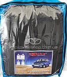 Авточехлы Daewoo Lanos 1997- (синий) Nika, фото 4