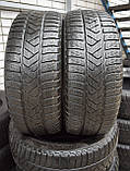 Шины б/у 215/55 R17 Pirelli SottoZero 3, ЗИМА, комплект и пара, фото 2