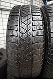 Шины б/у 215/55 R17 Pirelli SottoZero 3, ЗИМА, комплект и пара, фото 3