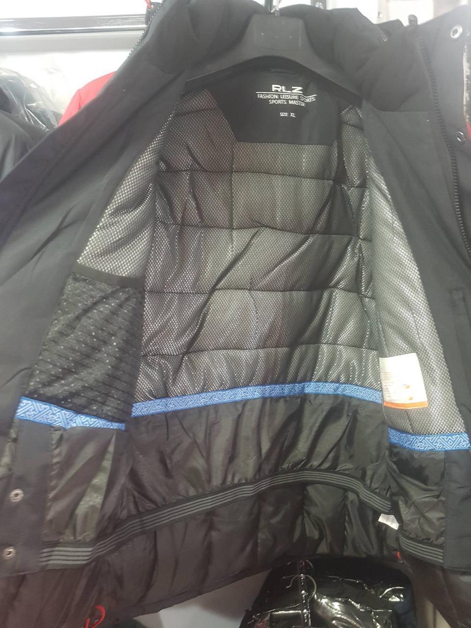Куртка зима спорт мужская холлофайбер Китай