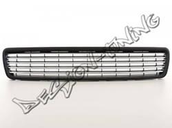 Решетка радиатора Audi A4 B5 хром полоски