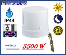 Датчик освещенности ДР-303 25А 5-50 Lx