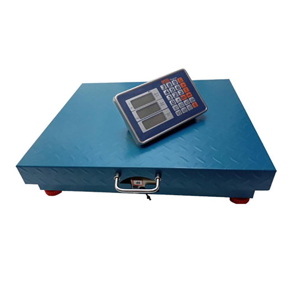 Торговые весы 600кг 55*65 Opera OP-600 метал WIFI  + ПОДАРОК: Настенный Фонарик с регулятором BL-8772A