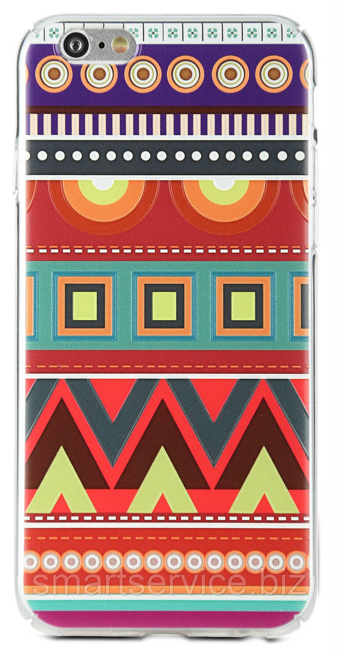 Чохол Avatti 3D Pattern PC Case для iPhone 6/6S