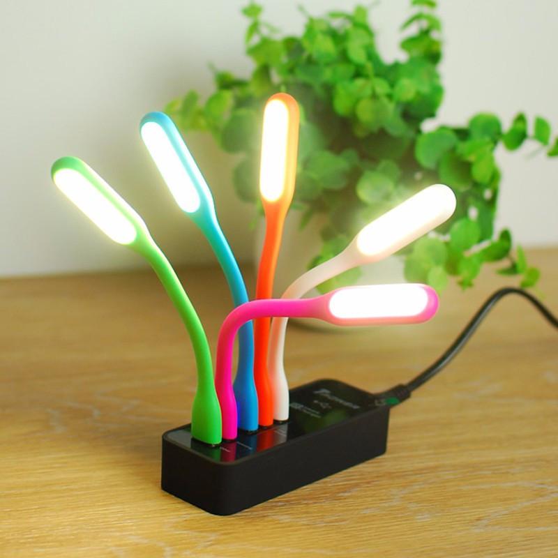 Портативный гибкий LED USB светильник (51193)