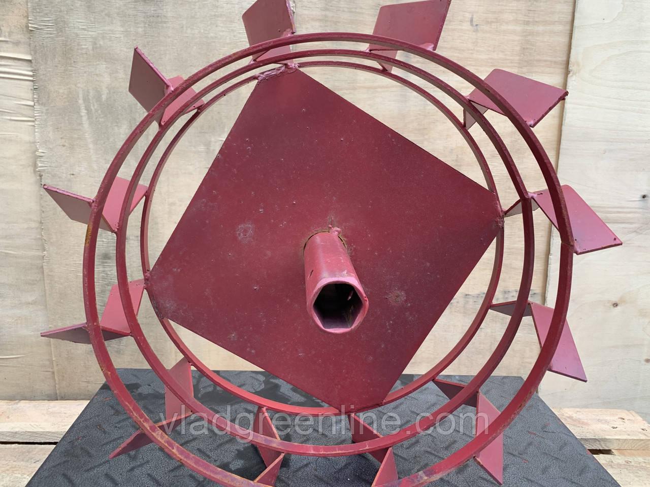 Грунтозацеп 470/150 Евро Булат (ось 32/170 мм)