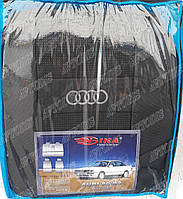 Автомобильные чехлы Audi 80 B3 1986-1991 Nika