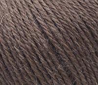 Пряжа Gazzal Baby Alpaca 46002 коричневый