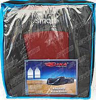 Авточехлы Smart Fortwo (красный) Nika