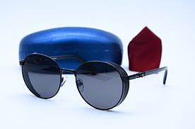 Женские солнцезащитные овальные очки 3999 с9