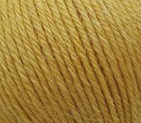 Gazzal Baby Alpaca, №46003, желтый