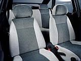 Авто чехлы Lada 2111-2112 1998- (красный) Nika, фото 3