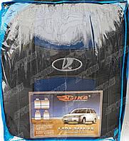 Авто чехлы Lada 2111-2112 1998- (синий) Nika