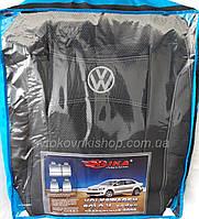 Авточехлы Volkswagen Polo 2015- (раздельная) Nika