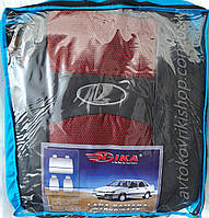 Авто чехлы Lada Samara 21099 / 2115 MAX (красный) Nika