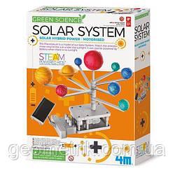 Детская лаборатория. Модель солнечной системы арт. 00-03416 (4M)