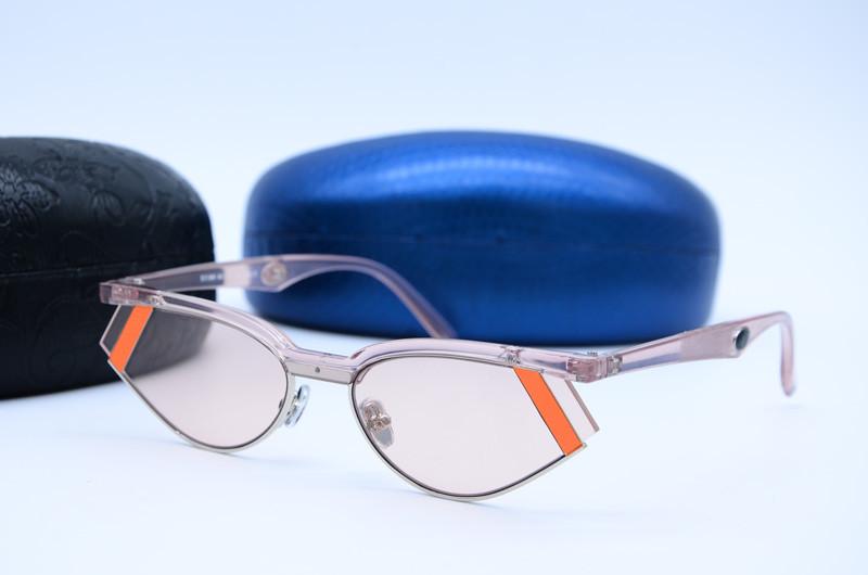 Женские солнцезащитные фигурные очки 56313 с 20