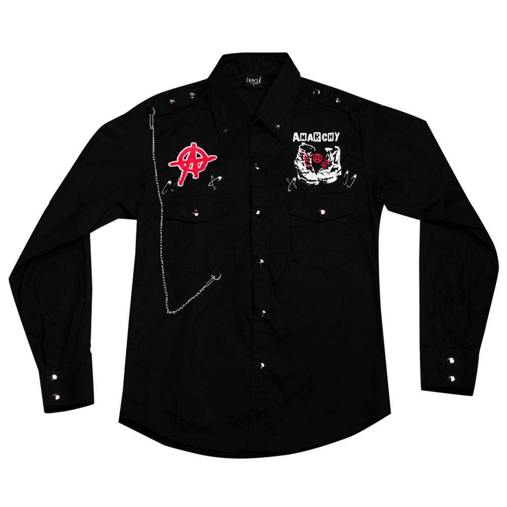Рубашка Anarchy, Размер S