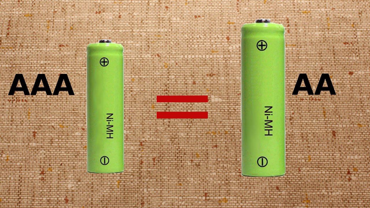 Батарея аккамулятор 3 ААА