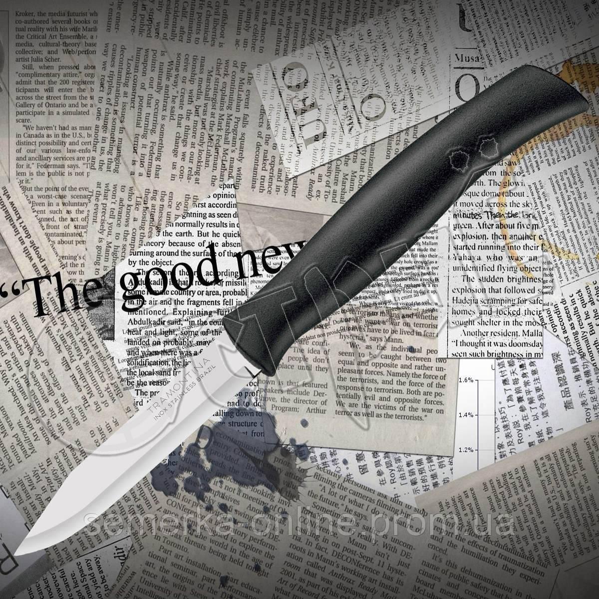 Удобный и долговечный нож кухонный Tramontina 23080/003 ATHUS для чистки овощей