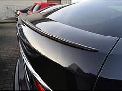 Липспойлер багажника BMW 5 GT F07 дорест.